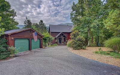 Towns County Single Family Home For Sale: 200 The Foothills