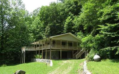 Hayesville Single Family Home For Sale: 2950 Dream Catcher Cove