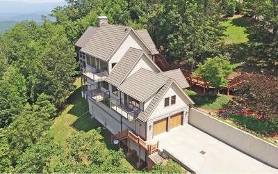 Hayesville Single Family Home For Sale: 559 Broken Arrow Trail