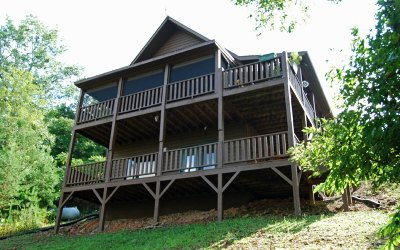 Murphy Single Family Home For Sale: 970 Raccoon Ridge