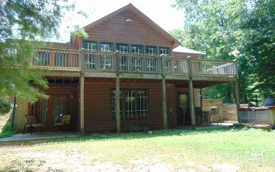 Ellijay Single Family Home For Sale: 12304 Tails Creek Rd