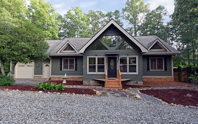 Blairsville Single Family Home For Sale: 126 W Chicory Drive