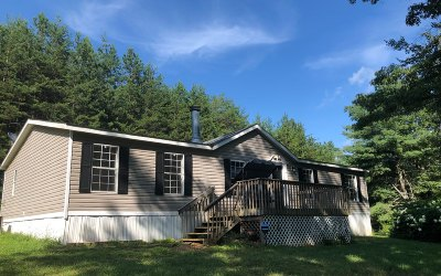 Fannin County Single Family Home For Sale: 205 Crusher Creek Road