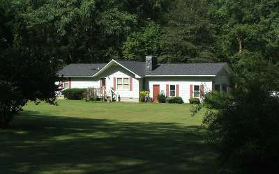 Fannin County Single Family Home For Sale: 896 Indian Trace