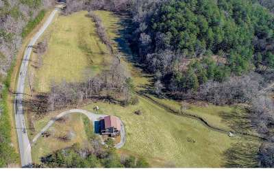 Fannin County Single Family Home For Sale: 2954 Cutcane Rd
