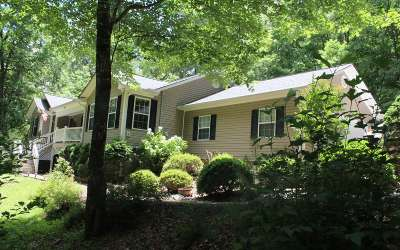 Hayesville Single Family Home For Sale: 231 Ludlum Lane