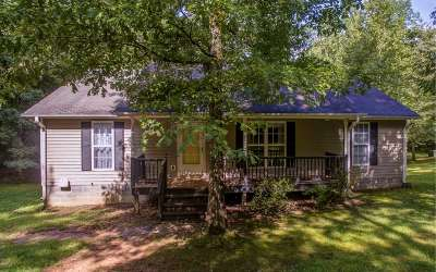 Blue Ridge Single Family Home For Sale: 311 N Cashes Valley Road