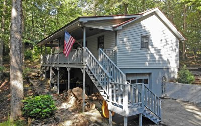 Blairsville Single Family Home For Sale: 360 Gibbs Road