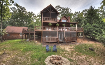 Fannin County Single Family Home For Sale: 165 Christian Crossing