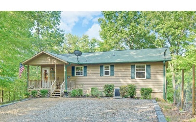 Cherokee County Single Family Home For Sale: 363 Havenwood Lane