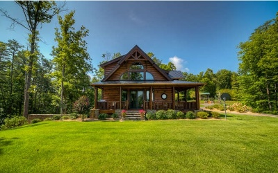 Cherokee County Single Family Home For Sale: 1235 Nature Valley Trail