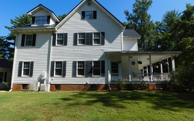 Union County Single Family Home For Sale: 277 Eagle Dr