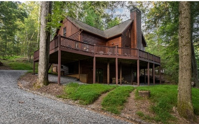 Ellijay Single Family Home For Sale: 579 Ashley Drive