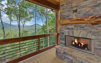Fannin County Single Family Home For Sale: 370 High Ridge Road Lt8