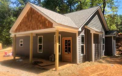 Ellijay Single Family Home For Sale: 410 Knight Drive