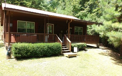 Ellijay Single Family Home For Sale: 169 Monitor Dr.