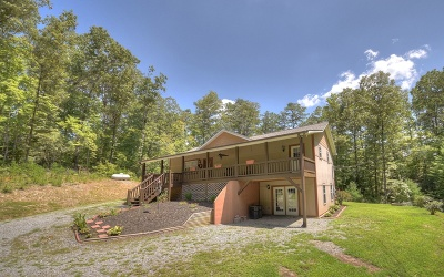 Blue Ridge Single Family Home For Sale: 275 Sierra Lane