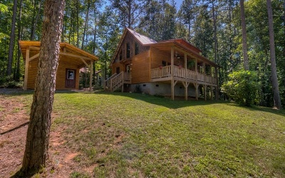 Cherokee County Single Family Home For Sale: 30 Meadow Branch Lane