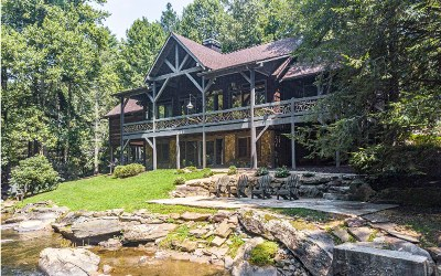 Blue Ridge Single Family Home For Sale: 2084 Chestnut Gap Rd