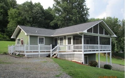 Hayesville Single Family Home For Sale: 441 Ledford Chapel Rd