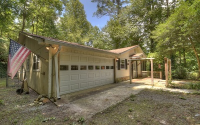 Blue Ridge Single Family Home For Sale: 46 Rocky Top