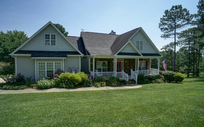 Union County Single Family Home For Sale: 15 Brooke Green Ct.