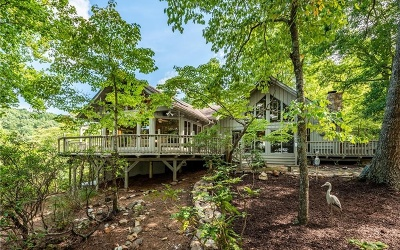 Jasper Single Family Home For Sale: 66 Tamarack Point