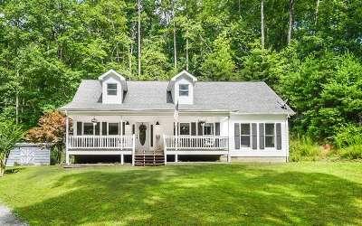 Ellijay Single Family Home For Sale: 3477 Boardtown Road