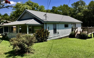 Blue Ridge Single Family Home For Sale: 556 Ada Street