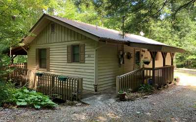 Blairsville Single Family Home For Sale: 203 Deer Run Drive