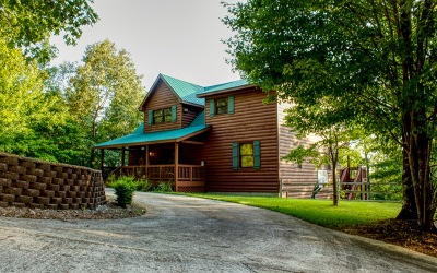 Ellijay Single Family Home For Sale: 479 Lake Forest Drive