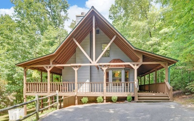 Blairsville Single Family Home For Sale: 804 Woodland Dr