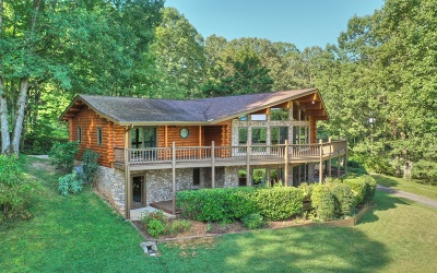 Ellijay Single Family Home For Sale: 10 Talona Lake Road