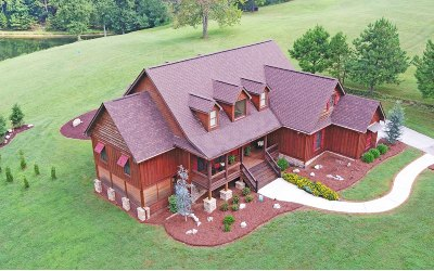 Ellijay Single Family Home For Sale: 149 Deer Lake Drive