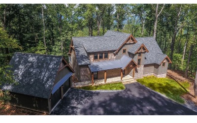 Ellijay Single Family Home For Sale: 678 Greystone Trace