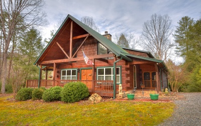 Union County Single Family Home For Sale: 456 White Pine Trail