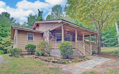 Homes with Acreage for Sale in Blairsville, GA