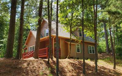 Ellijay Single Family Home For Sale: 611 Monocle Dr