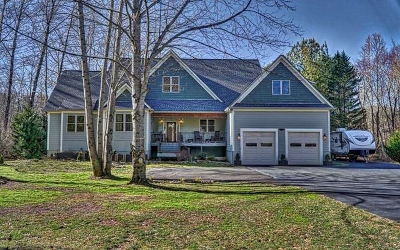 Blairsville Single Family Home For Sale: 132 Souther Farm Dr