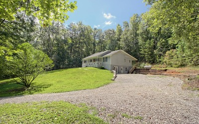 Blairsville Single Family Home For Sale: 205 Holly Lane Rd