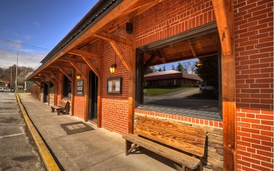 Blue Ridge Commercial For Sale: 187 Depot Street