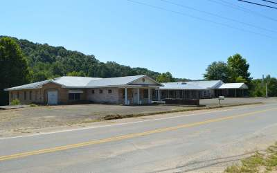 Pickens County Commercial For Sale: 8091 S Old Hwy 5 South