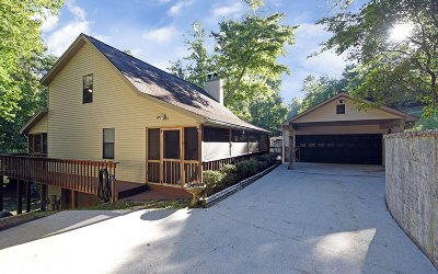 Blairsville Single Family Home For Sale: 30 Highview Trail