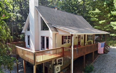 Blairsville Single Family Home For Sale: 111 Jims Rd