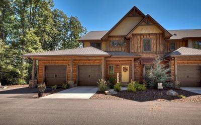 Blue Ridge Single Family Home For Sale: 100 Lower Knoll Drive