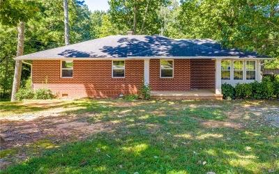 Jasper Single Family Home For Sale: 1168 South Main St