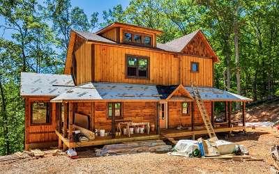 Blue Ridge Single Family Home For Sale: Lt 69 South Toccoa Estates