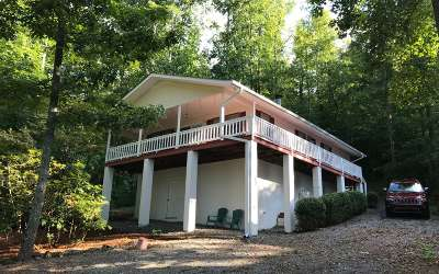 Hiawassee Single Family Home For Sale: 1369 Chatuge Circle