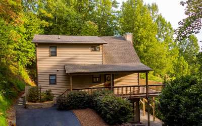 Hiawassee Single Family Home For Sale: 1557 Summit Trail