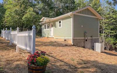Hiawassee Single Family Home For Sale: 1068 Poplar Ridge